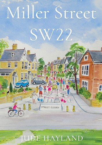 Miller Street SW22 Book Cover cropped