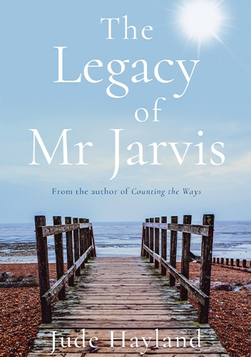 The Legacy of Mr Jarvis featured book cover